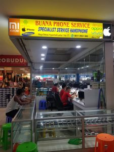 Service iPhone & Android - Ganti kaca LCD iPhone Bekasi